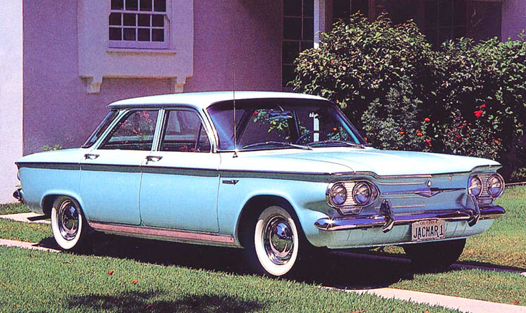 Chevrolet Corvair (1960-1969)